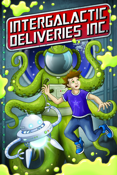 Intergalactic Deliveries Inc.
